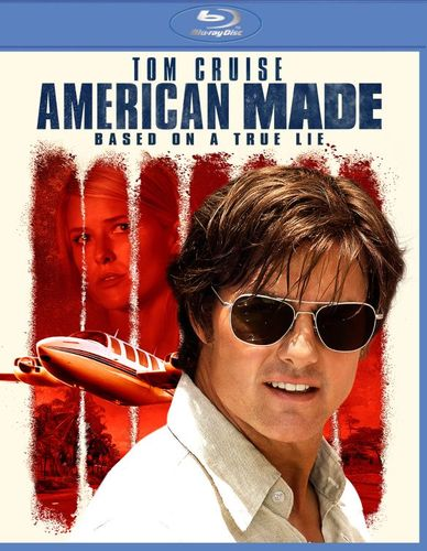 American Made [Includes Digital Copy] [Blu-ray/DVD] [2017] 6145019