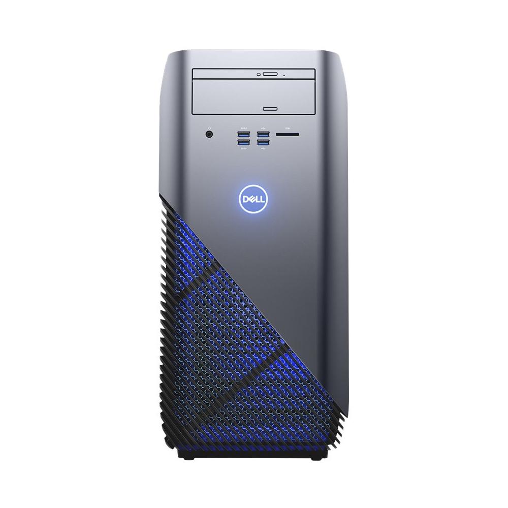 Dell Inspiron 5675 Desktop with AMD Core Ryzen 5 1400 / 8GB / 1TB HDD & 256GB SSD / Win 10 / 8GB (Dual 4GB) Video