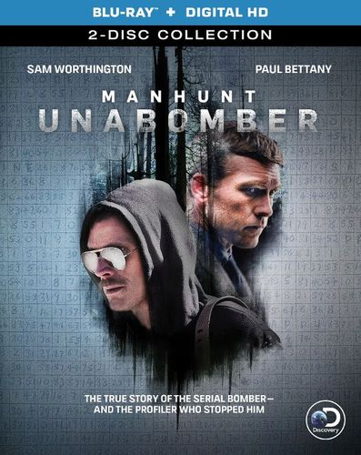 Manhunt: Unabomber [Blu-ray] 6146111