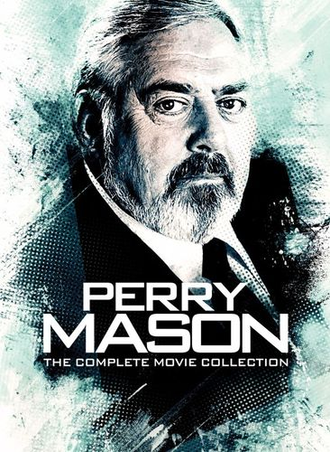 Perry Mason: The Complete Movie Collection [15 Discs] [DVD] 6149110