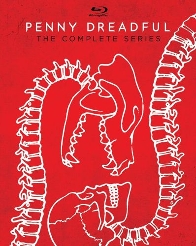 Penny Dreadful: The Complete Series [Blu-ray] [9 Discs] 6149115