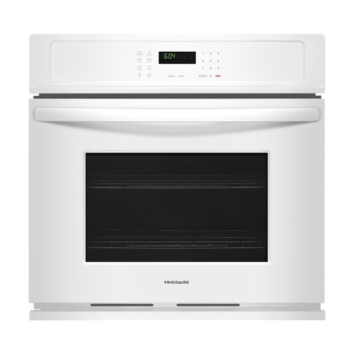Frigidaire FFEW3026TW 30 Inch Electric Single Wall Oven White