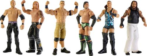 "Mattel - WWE Basic 6"" Action Figure"