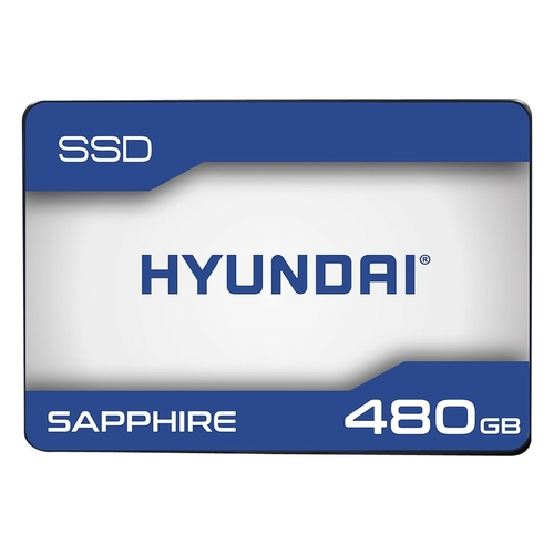 Hyundai 480GB SAPPHIRE INTERNAL SSD SATA III 2.5IN TLC - C2S3T/480G