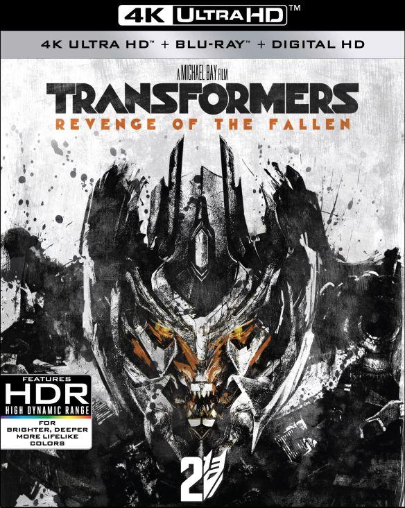 Transformers: Revenge of the Fallen [4K Ultra HD Blu-ray] [2009] 6155532