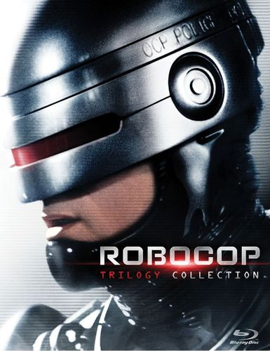Robocop Trilogy Collection [3 Discs] [Blu-ray] 6157004