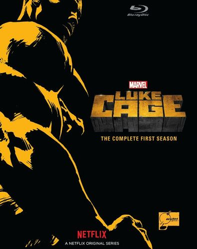 Luke Cage: The Complete First Season [Blu-ray] 6157015