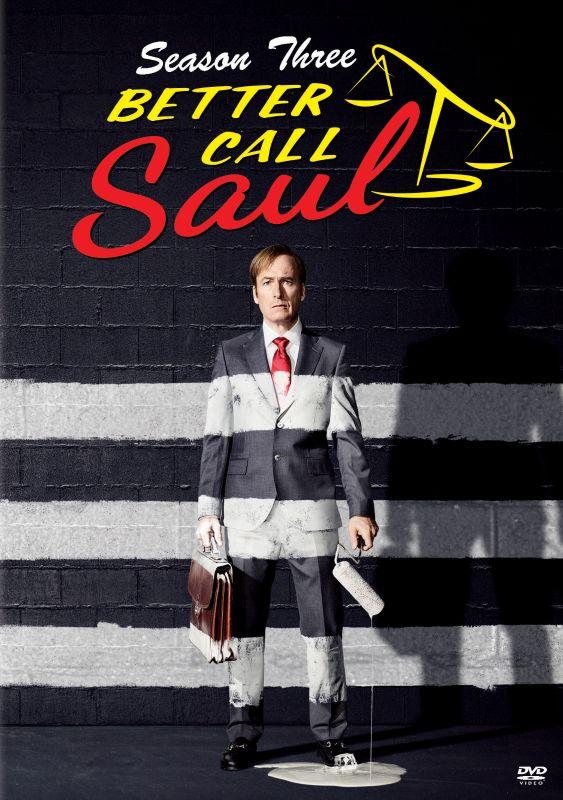 Better Call Saul: Season Three [DVD] 6157027