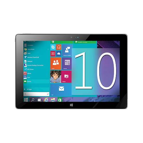 SuperSonic - 10.1 inch - Tablet - 32GB - Silver