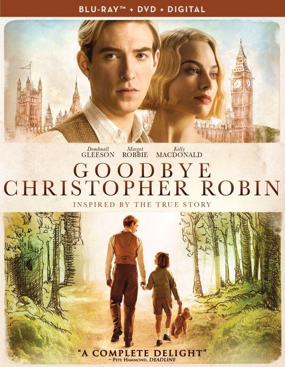 Goodbye Christopher Robin [Blu-ray] [2017] 6157701