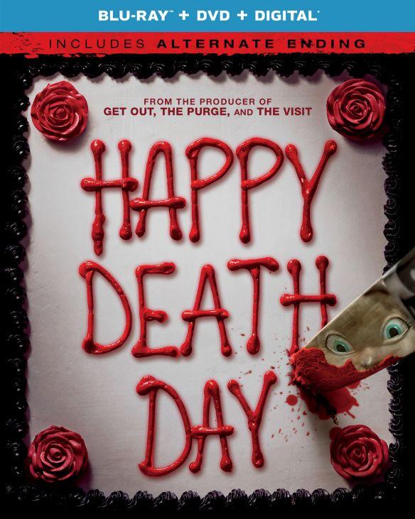 Happy Death Day [Includes Digital Copy] [Blu-ray/DVD] [2017] 6157809