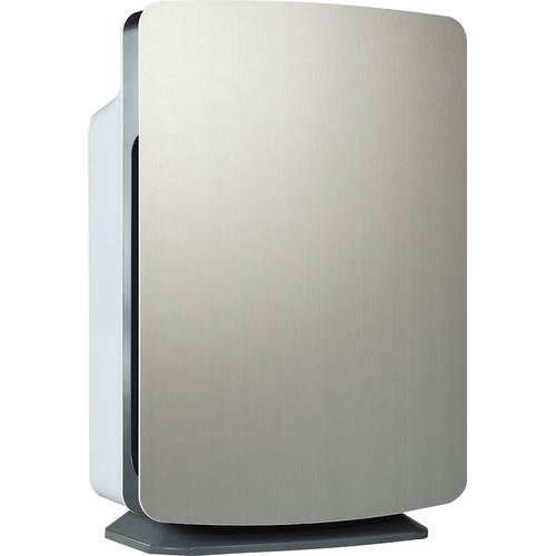 Alen - BreatheSmart HEPA-Pure Air Purifier - Brushed Stainless 6158712