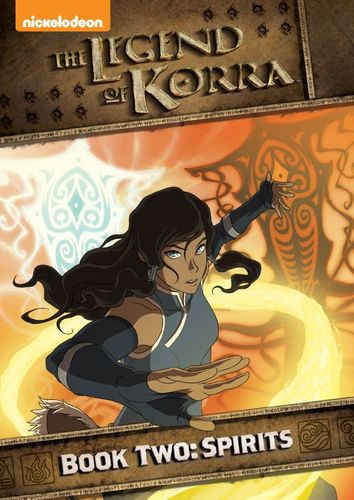 The Legend of Korra: Book Two - Spirits [2 Discs] [DVD] 6159117