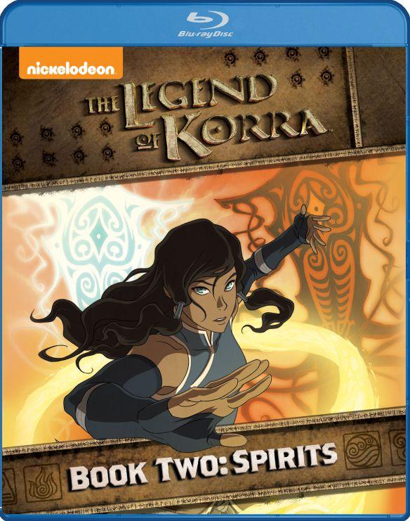 The Legend of Korra: Book Two - Spirits [2 Discs] [Blu-ray] 6159126