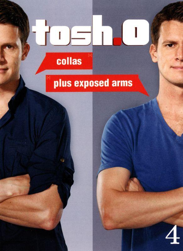 Tosh.0: Collas Plus Exposed Arms [3 Discs] [DVD] 6159286