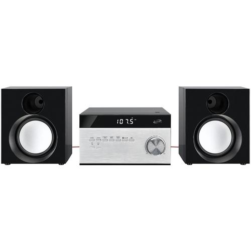 iLive - Audio System - Silver/black