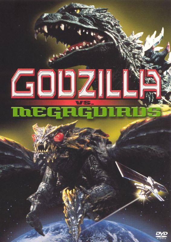 Godzilla vs. Megaguirus [DVD] [2000] 6162617