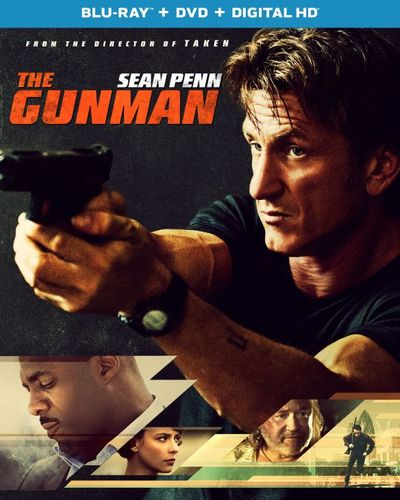 The Gunman [2 Discs] [UltraViolet] [With Digital Copy] [Blu-ray/DVD] [2015] 6163305