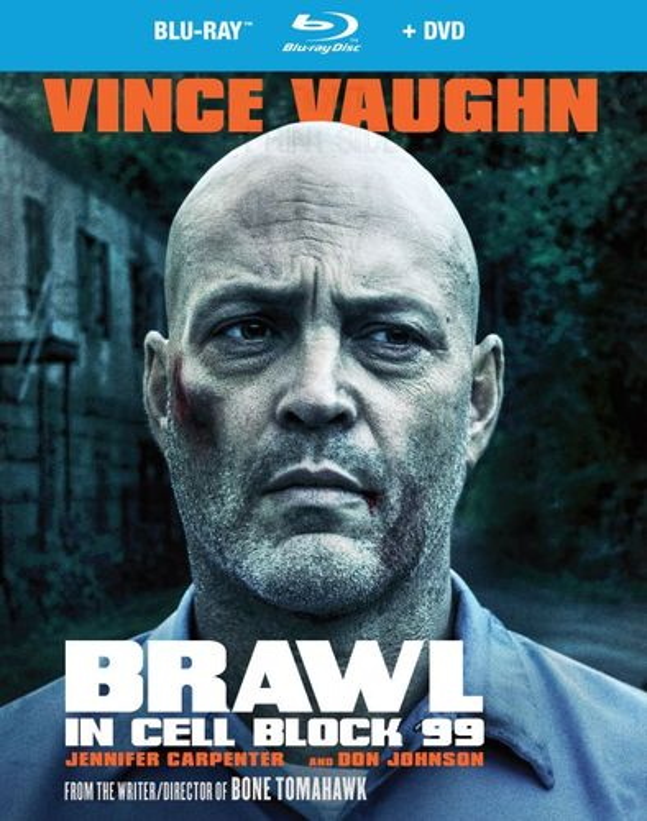 Brawl in Cell Block 99 [Blu-ray/DVD] [2017] 6163844