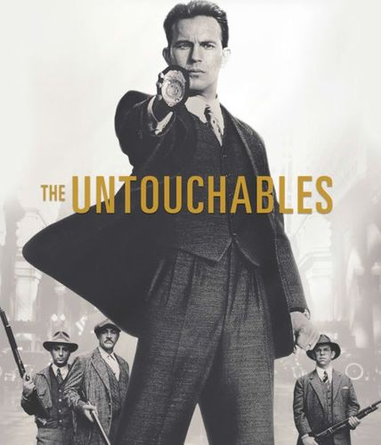 The Untouchables [Blu-ray] [1987] 6163848