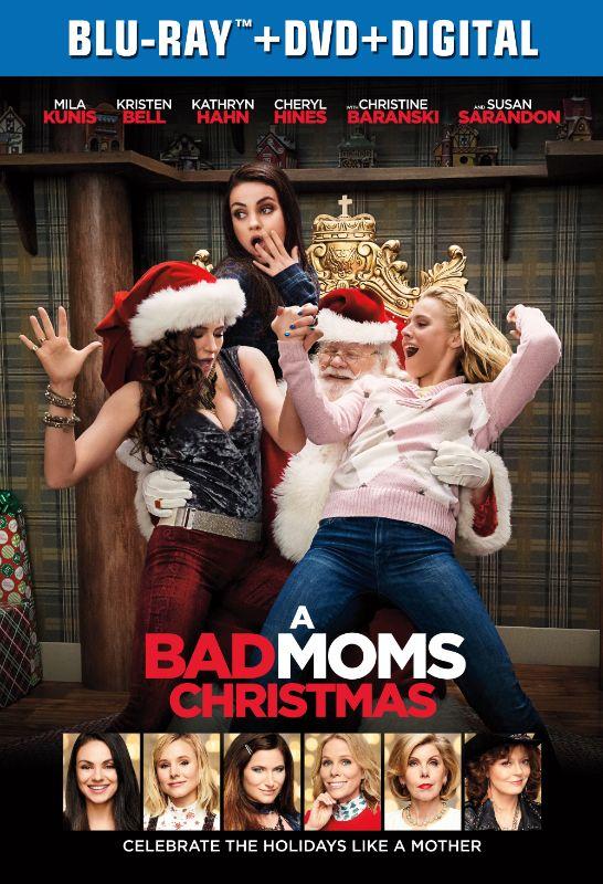 A Bad Moms Christmas [Includes Digital Copy] [Blu-ray/DVD] [2017] 6163882