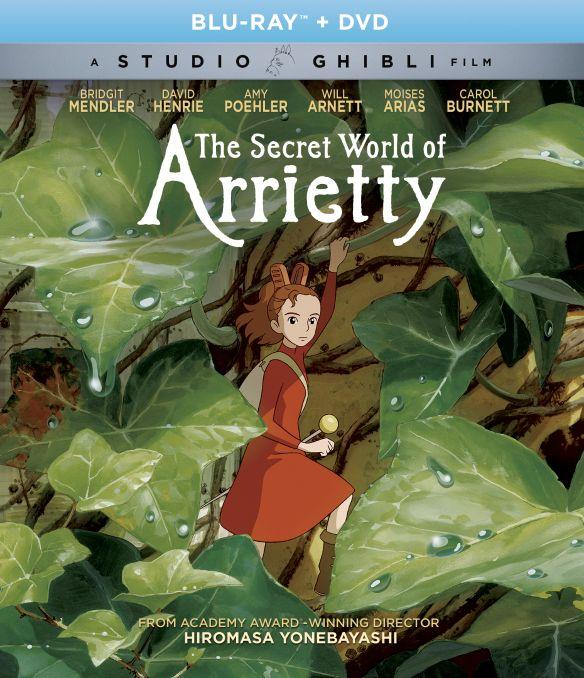 The Secret World of Arrietty [Blu-ray] [2010] 6163883