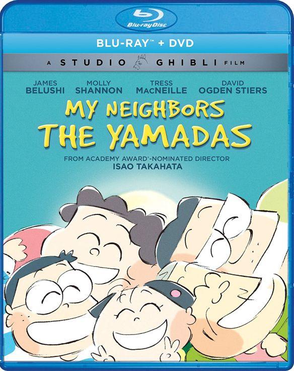 My Neighbors the Yamadas [Blu-ray] [1999] 6163884