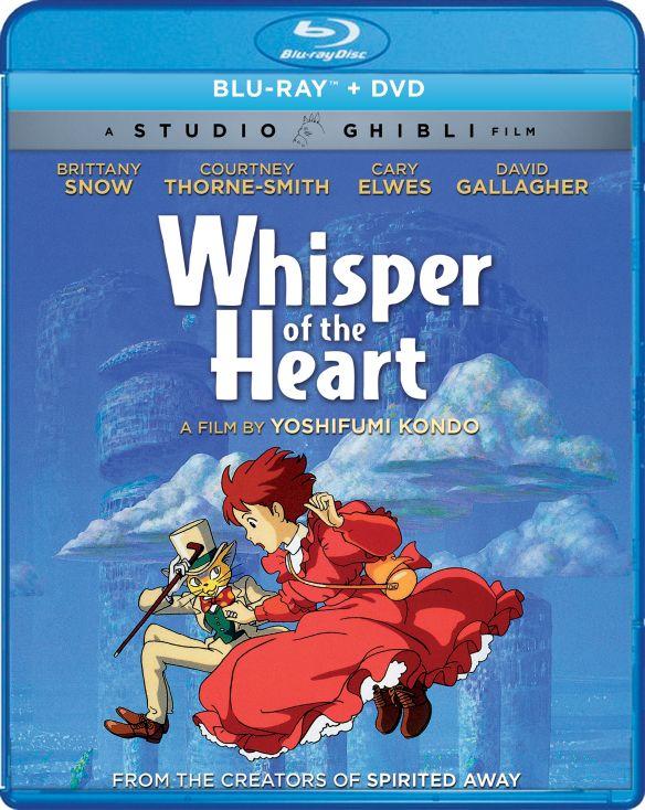 Whisper of the Heart [Blu-ray] [1995] 6163886
