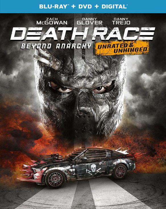 Death Race: Beyond Anarchy [Blu-ray] [2 Discs] [2018] 6163887