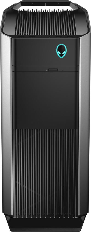 Alienware Aurora R7 Desktop Intel Core i7 16GB Memory NVIDIA GeForce GTX 1070 1TB Hard Drive + 256GB Solid State Drive Epic Silver AWAUR7-7019SLV-PUS