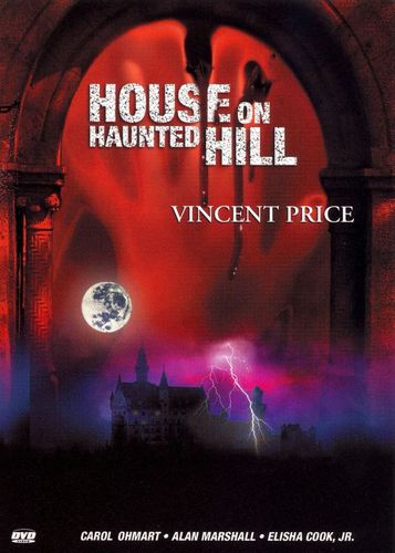 House on Haunted Hill [DVD] [1958] 6164599