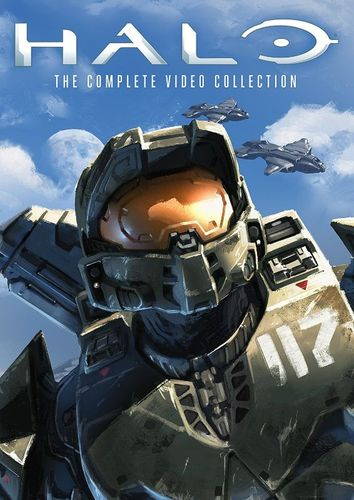Halo: The Complete Video Collection [DVD] 6166923