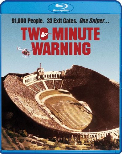 Two-Minute Warning [Blu-ray] [1976] 6166925