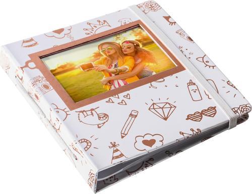 HP Sprocket Photo Album Gold & White 2HS31A