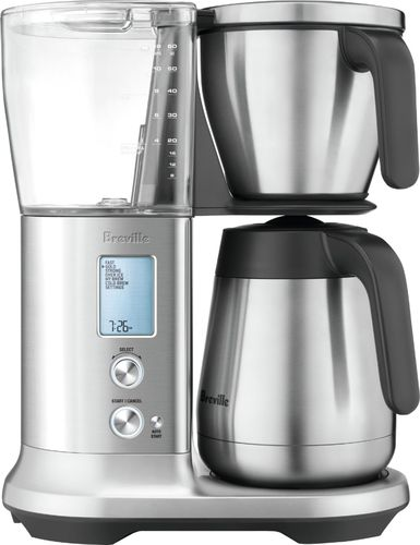 Breville BDC450 Precision Brewer Thermal Coffee Maker (Brushed Stainless Steel)