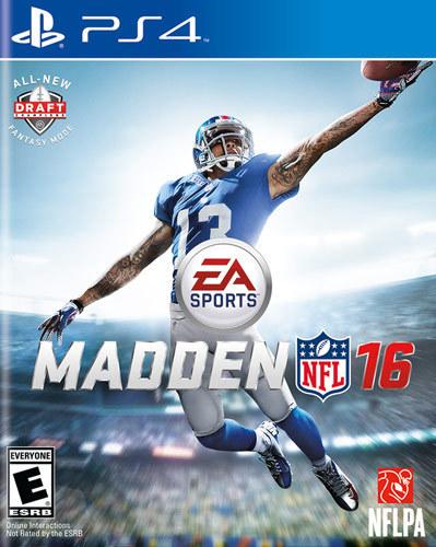 Madden NFL 16 - PlayStation...