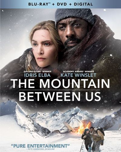 The Mountain Between Us [Blu-ray/DVD] [2 Discs] [2017] 6170801
