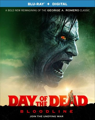 Day of the Dead: Bloodline [Blu-ray] [2018] 6170817