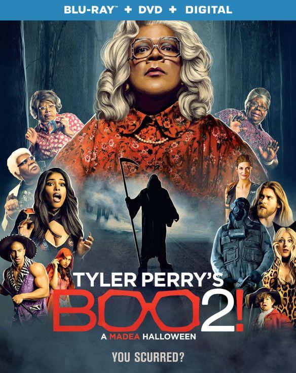 Tyler Perry's Boo 2!: A Madea Halloween [Blu-ray] [2017] 6170821