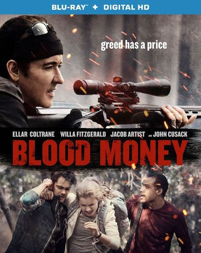 Blood Money [Blu-ray] [2017] 6170832