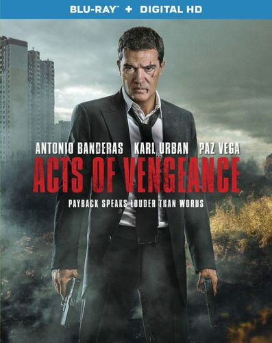 Acts of Vengeance [Blu-ray] [2017] 6170836
