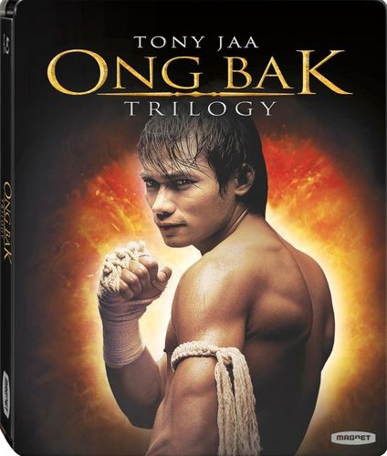 Ong Bak Trilogy [SteelBook] [Blu-ray] [Only @ Best Buy] 6170873