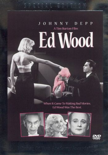 Ed Wood [Special Edition] [DVD] [1994] 6171395