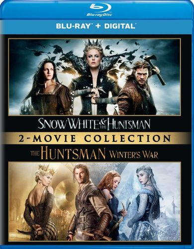 Snow White and the Huntsman/The Huntsman: Winter's War [Blu-ray] 6171396