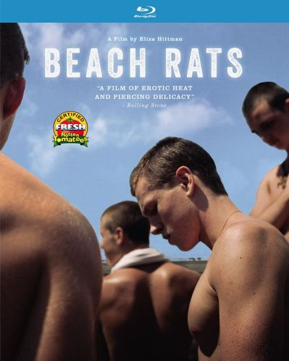Beach Rats [Blu-ray] [2017] 6171413