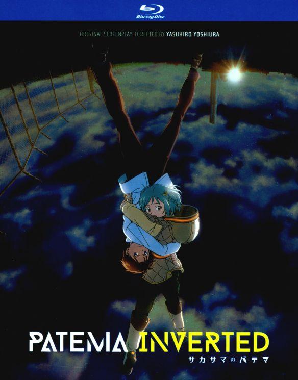 Patema Inverted [Blu-ray] [2013] 6171414
