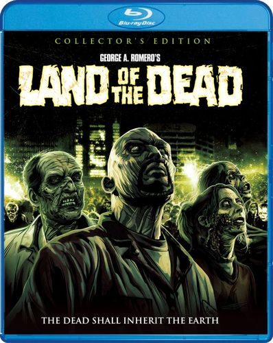 Land of the Dead [Blu-ray] [2 Discs] [2005] 6171417