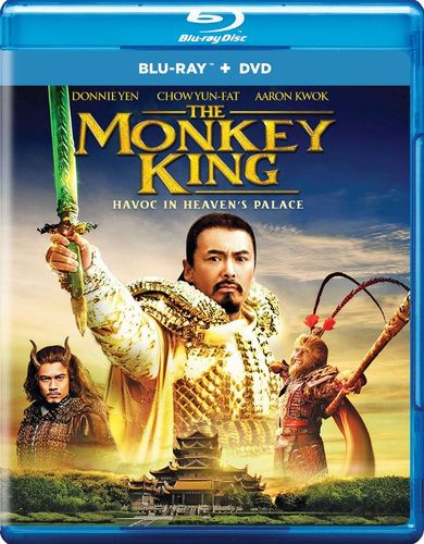 The Monkey King: Havoc in Heaven's Palace [Blu-ray] [2014] 6171419