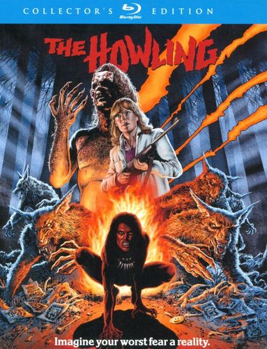 The Howling [Collector's Edition] [Blu-ray] [1981] 6171422