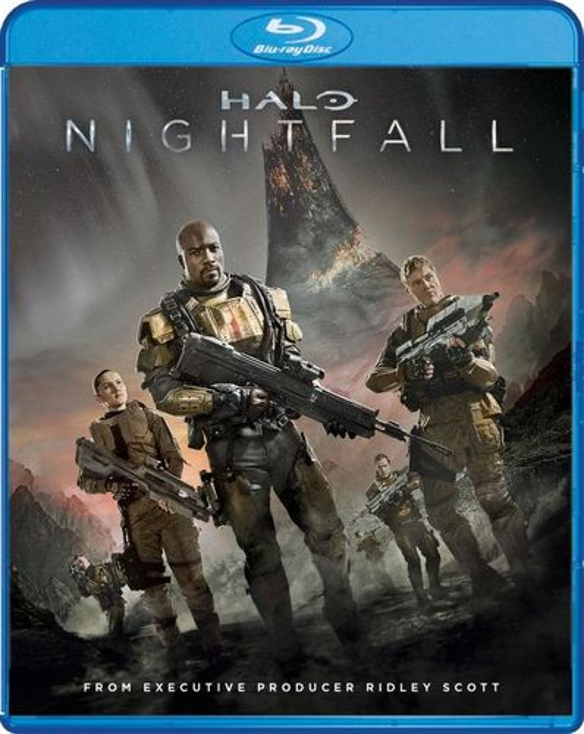 Halo: Nightfall [Blu-ray] [2015] 6171423